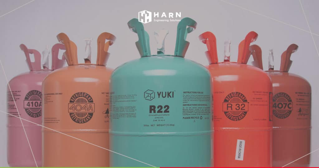 Knowledge on Refrigerant in Cooling System - Harn