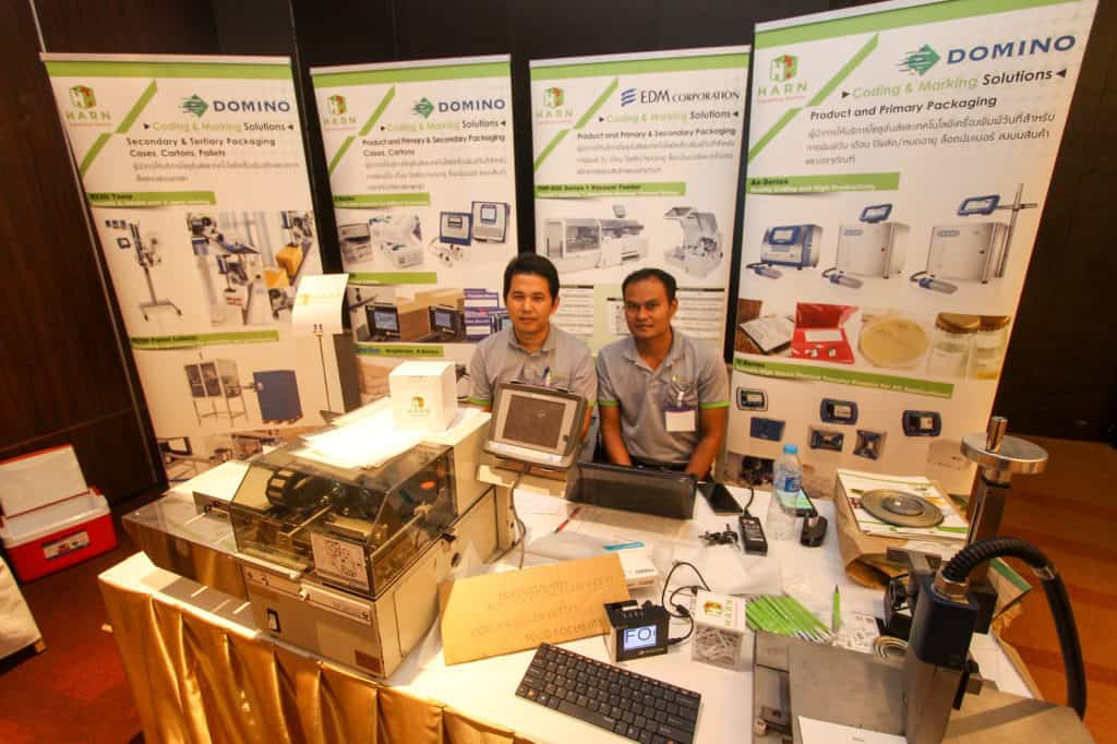 HARN showed case in Food Focus Thailand : Food Safety Roadshow 2018