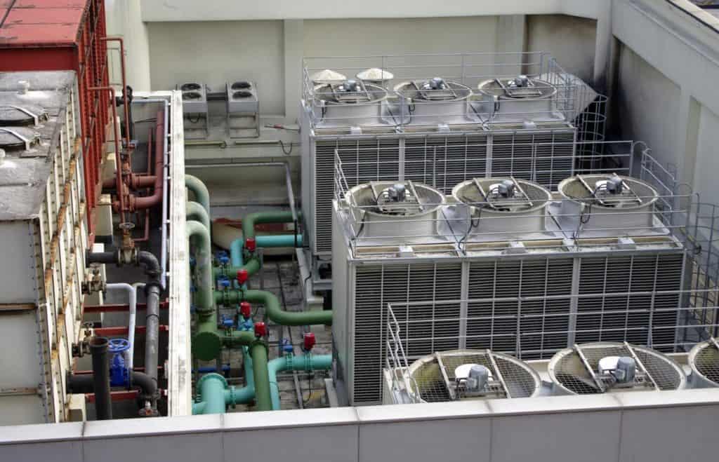 ทำความรู้จักกับ ระบบปรับอากาศ HVAC ในอาคาร