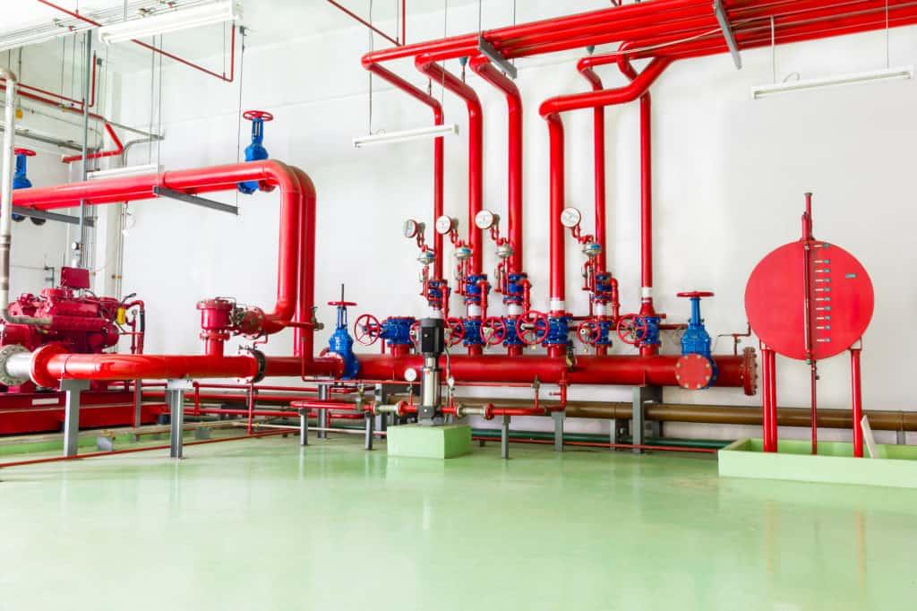 สิ่งสำคัญที่ควรรู้เกี่ยวกับการ ติดตั้งตู้ดับเพลิง ในบริเวณอาคาร